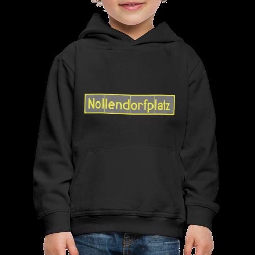 Nollendorfplatz Berlin-Schöneberg - Kinder Premium Hoodie
