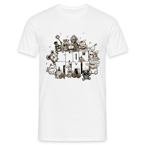 Showtime - Männer T-Shirt