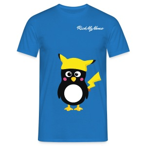 NEW pikapenguin tee - Men's T-Shirt