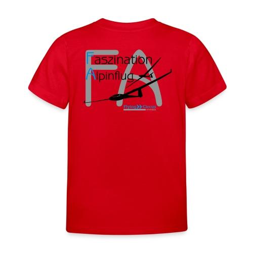 Flying Circus Team-Kinder-Shirt - Kinder T-Shirt