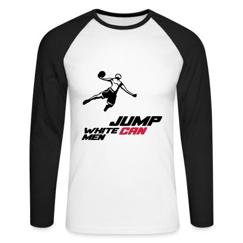got game? - Men's Long Sleeve Baseball T-Shirt