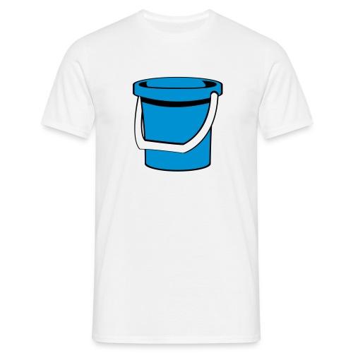 T-paita (kuva+teksti) - Miesten t-paita