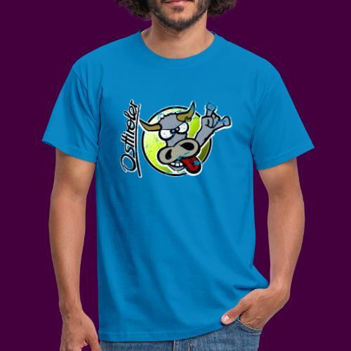 Osttiroler Grauvieh Logo Shirt - Männer T-Shirt