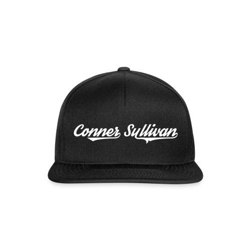 White Logo Snapback - Snapback Cap