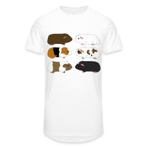 Guinea Pigs - Men's Long Body Urban Tee