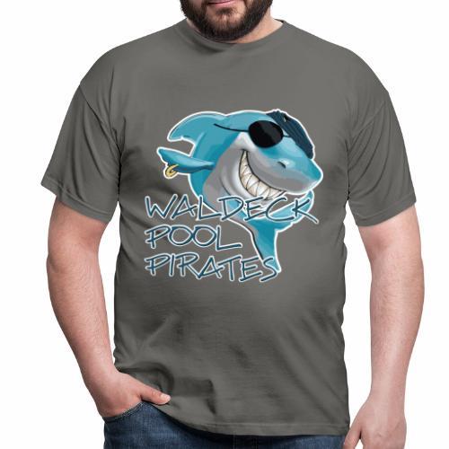 Schwimmbad Waldeck - Shirt - Männer T-Shirt