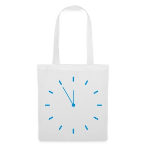 Clock Face Bag - Tote Bag