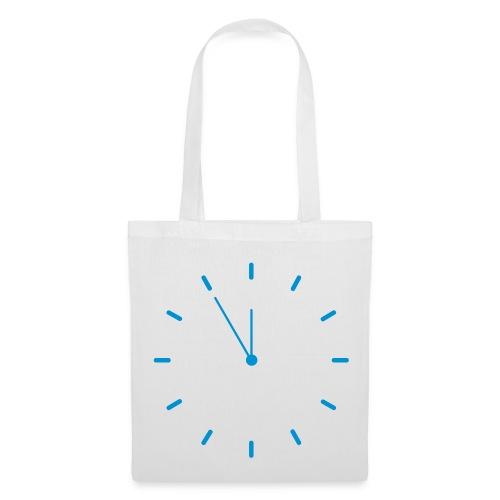 Clock Face Bag - Tote Bag