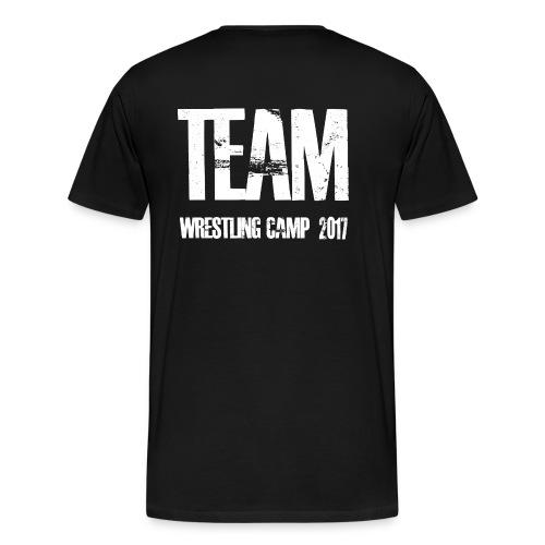 T-Shirt Ringercamp 2017 - Männer Premium T-Shirt
