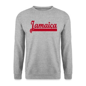 JAMAICA ROUGE - Sweat-shirt Homme