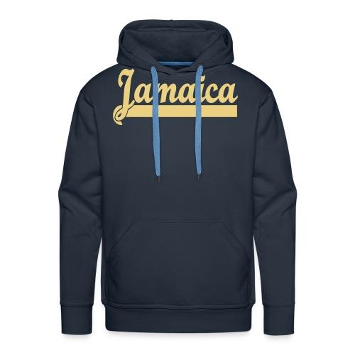 JAMAICA BEIGE - Sweat-shirt à capuche Premium pour hommes