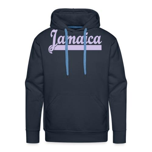 JAMAICA LAVANDE - Sweat-shirt à capuche Premium pour hommes