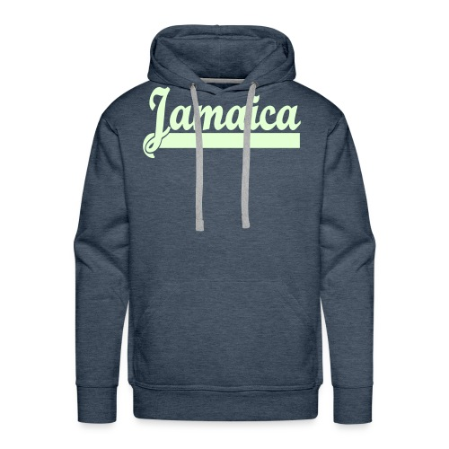 JAMAICA PHOSPHORESCENT - Sweat-shirt à capuche Premium pour hommes