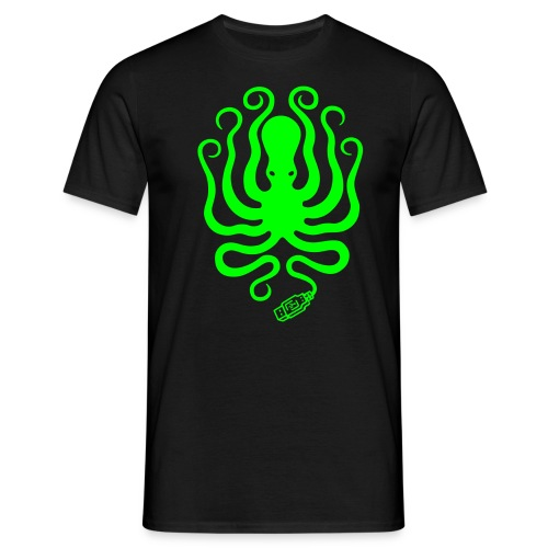 Squid beek - Men's T-Shirt