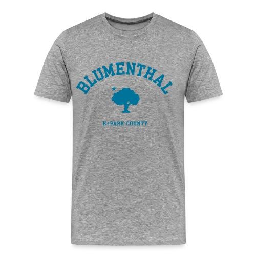 K*PARK County – BLUMENTHAL - Männer Premium T-Shirt