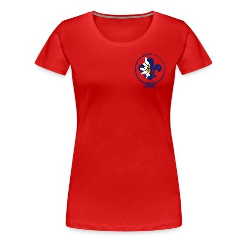 StammesT-Shirt Frauen - Frauen Premium T-Shirt