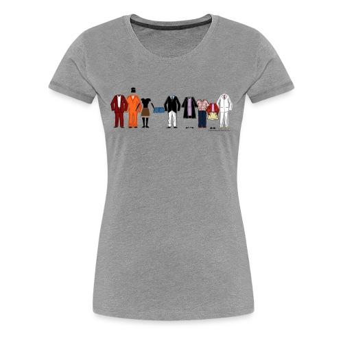 Arrested Development Bluth Familie - Frauen Premium T-Shirt