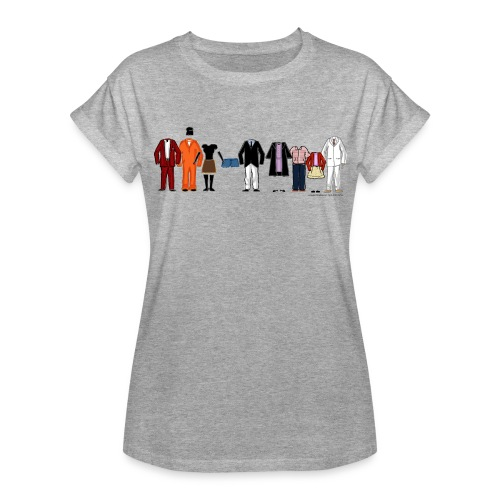 Arrested Development Bluth Familie - Frauen Oversize T-Shirt