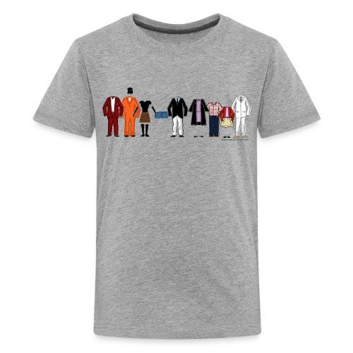 Arrested Development Bluth Familie - Teenager Premium T-Shirt