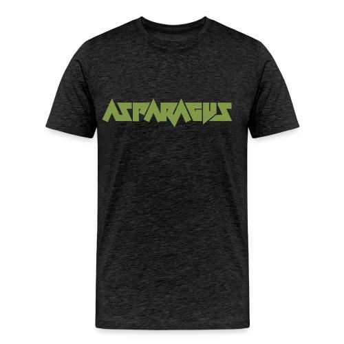 ASPARAGUS - Premium-T-shirt herr