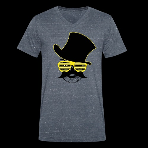 FIRAVAKA C.L.O.M. ★ T-SHIRT - T-shirt bio col V Stanley & Stella Homme