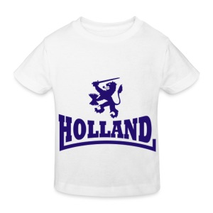 holland - Kinderen Bio-T-shirt