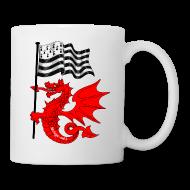 Bouteilles et Tasses ~ Tasse ~ tasse Dragon_Gwen_Ha_Du