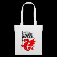 Sacs et sacs à dos ~ Tote Bag ~ Sac Dragon_Gwen_Ha_Du