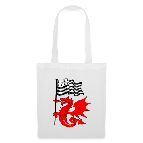 Sac Dragon_Gwen_Ha_Du - Tote Bag