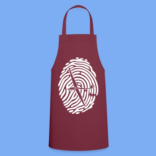 fingerprint glider - Cooking Apron