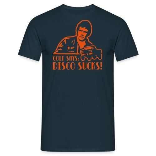 Colt says - Männer T-Shirt