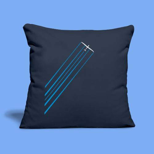 water glider - Sofa pillowcase 17,3'' x 17,3'' (45 x 45 cm)