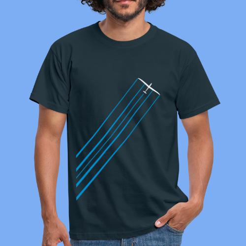 water glider - Men's T-Shirt