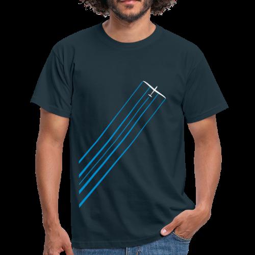 water glider - Männer T-Shirt