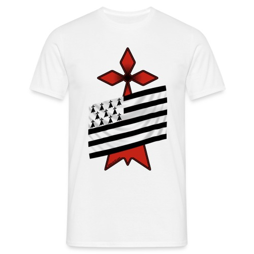T-shirt classique Breizh 13 - T-shirt Homme