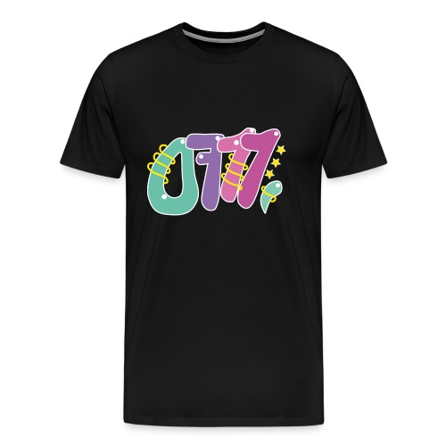 T-Shirt 0711 - Männer Premium T-Shirt