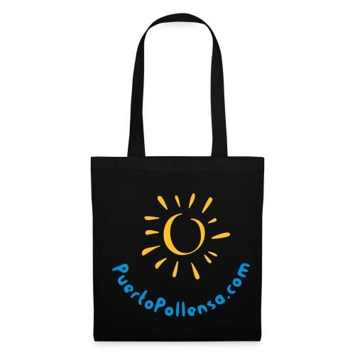 PP.com Tote Bag Black - Tote Bag