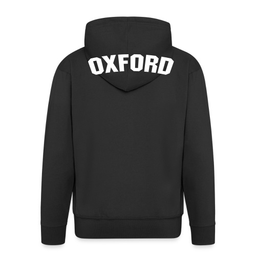OXFORD Hoody - Men's Premium Hooded Jacket