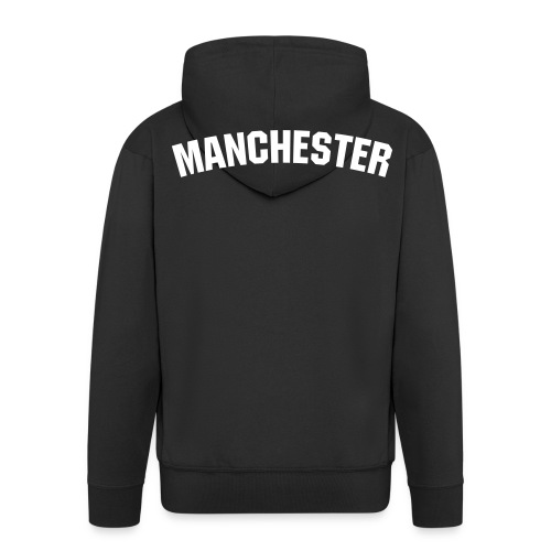 MANCHESTER Hoody - Men's Premium Hooded Jacket
