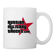 Mugs & Drinkware ~ Mug ~ Russian Military Trucks.com Mug