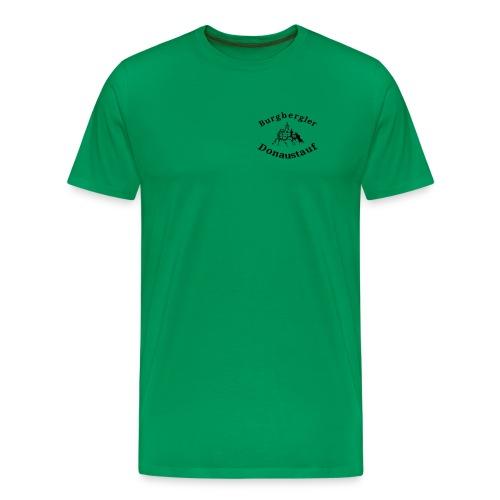 Männer Premium T-Shirt Burgbergler Donaustauf - Männer Premium T-Shirt