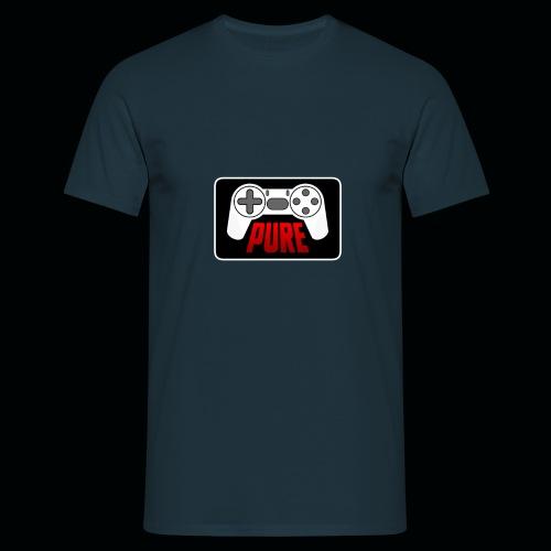 PURE Controller Tee - Men's T-Shirt. - Men's T-Shirt