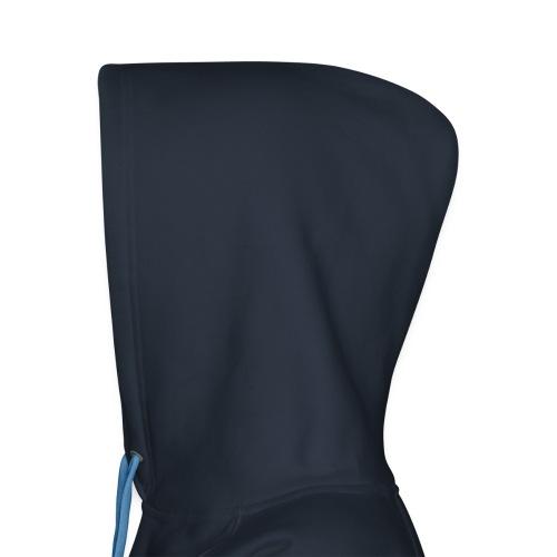 LeidingTrui Capuchon met eigen tekst (Dames) - Vrouwen Premium hoodie