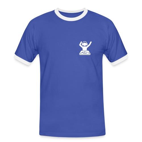 Dj Tshirt - Maglietta Contrast da uomo