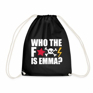 Who the fuck is Emma? - Turnbeutel
