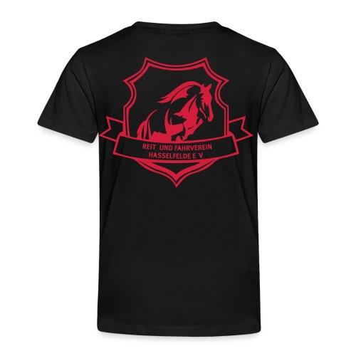 Reitverein Hasselfelde Kinder T-Shirt  - Kinder Premium T-Shirt