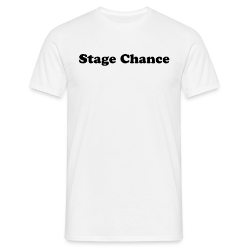 Stage Chance T-shirt - Men's T-Shirt