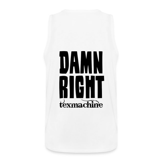 DAMN RIGHT WIFEBEATER