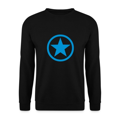 Blue Star - Men's Sweatshirt