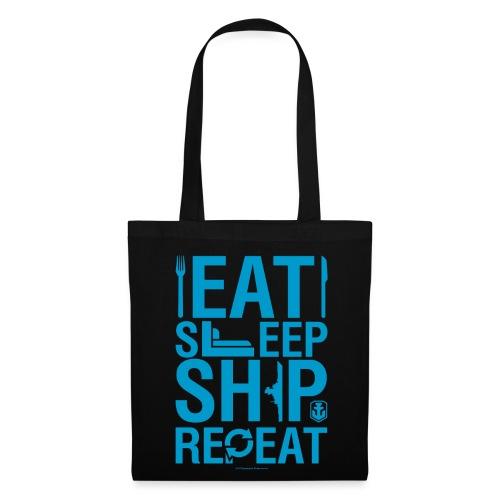 EatSleepShip Collection - Bag - Tote Bag